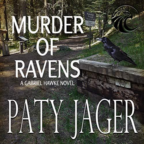 Murder of Ravens audiobook cover art