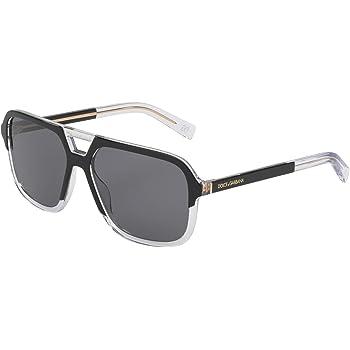 #206 3 Dolce/&Gabbana Sonnenbrille//Sunglasses DG4527 2970//71 Gr.54 140 3N In