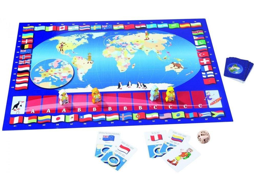 Terra Kids - Los países del mundo: Amazon.es: Juguetes y juegos