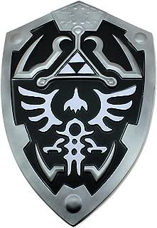 Legend of Zelda Link Foam Dark Elf Hylian Shield Prop Replica Life Sized