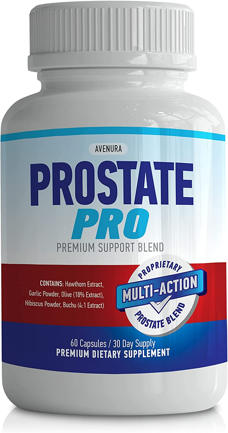 Prostate Pro Supplement for 60 Men High Special price for a limited time order Capsules