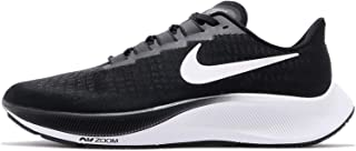 NIKE AIR ZOOM PEGASUS 37 MEN'S Running BLACK/WHITE BQ9646-002