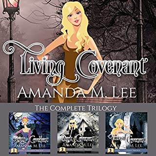 Living Covenant: The Complete Series audiobook cover art