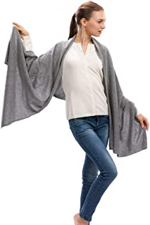 Cashmere Scarf Wrap - 100% Cashmere - by Citizen Cashmere