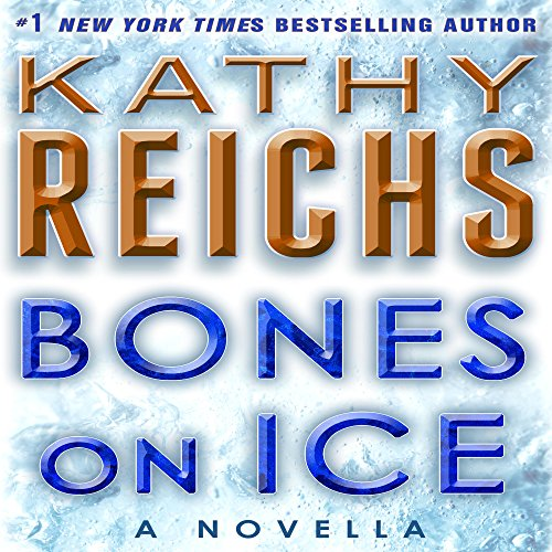 Bones on Ice audiobook cover art