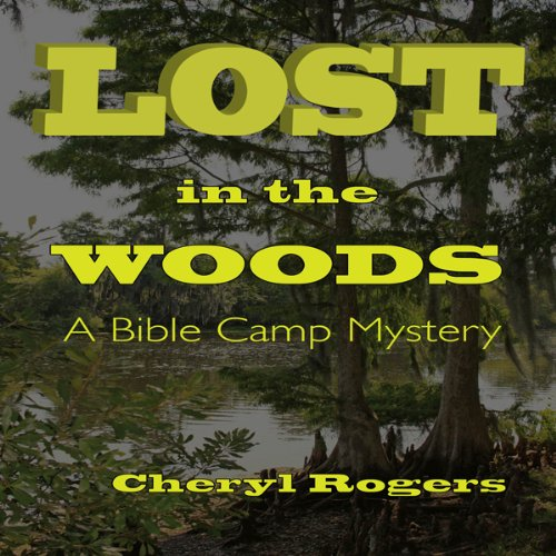 Lost in the Woods audiobook cover art