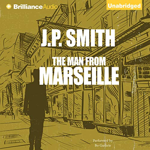 The Man from Marseille  By  cover art