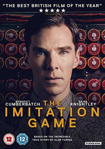 The Imitation Game [DVD] [Edizione: Regno Unito]