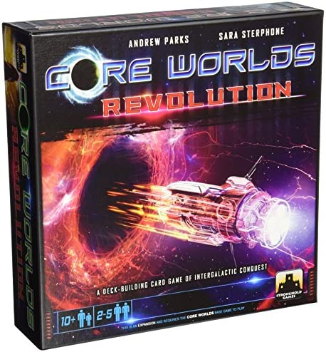 Stronghold Games Core Worlds Revolution Game product image
