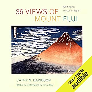 36 Views of Mount Fuji cover art