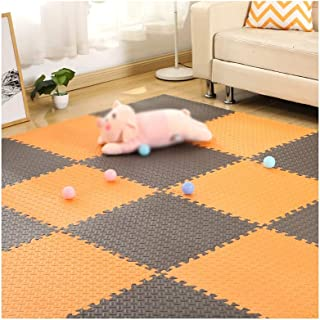 MAHFEI Interlocking Foam Pad Living Room Yoga Room Baby Crawling Floor Protection Soft Non-slip Easy To Clean Reducing Buf...