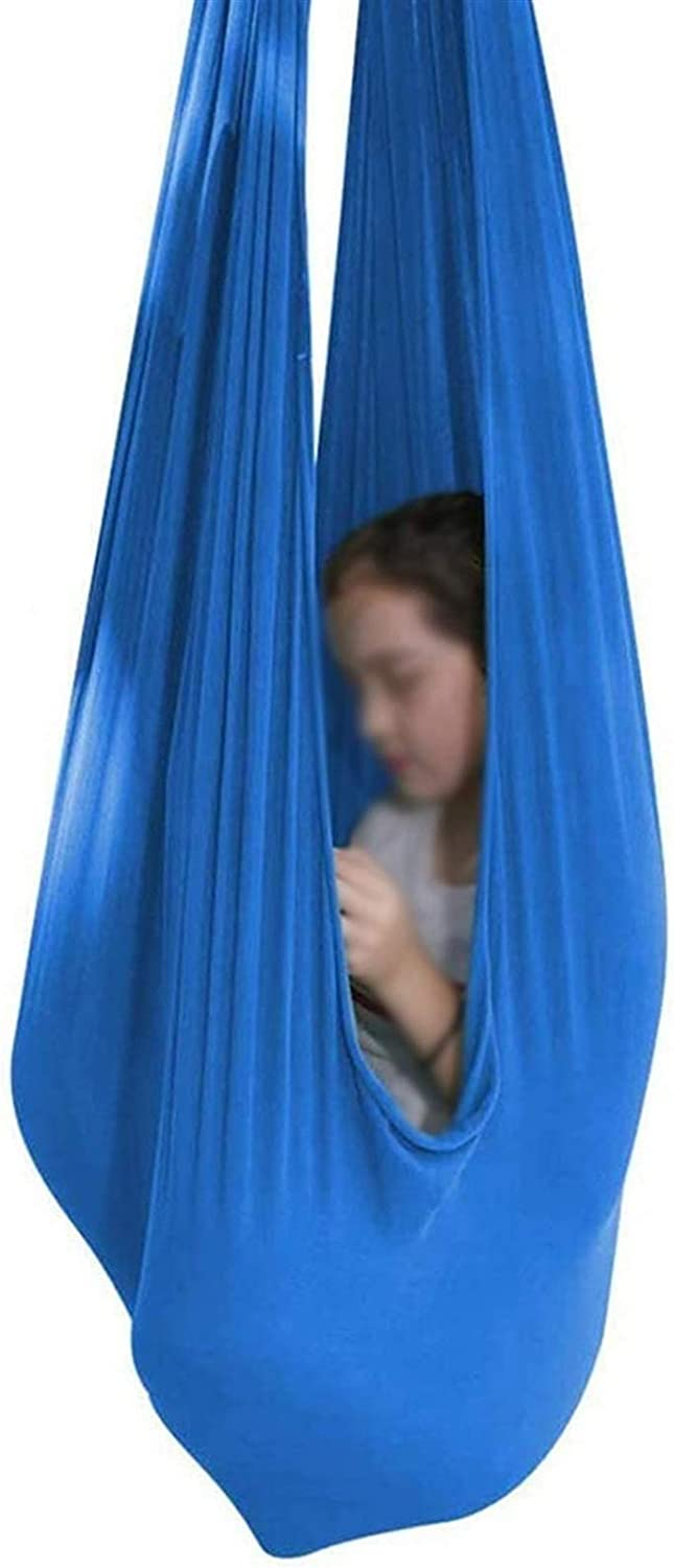 Jlxl Indoor Therapy Swing for Cuddle Durable Calming Cheap super special price Online limited product Kids Hamm