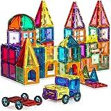 180 PCS 3D Magnetic Blocks Magnetic Tiles - Magnet Building Tiles | Magnetic Tiles Toy Building Sets | Magnetic Building...