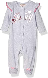 Juicy Couture Baby Girls Coverall