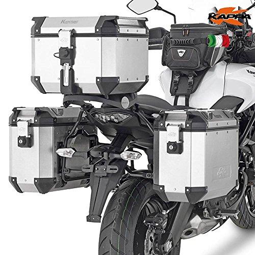 Kappa - Kl4114 Soporte para Maletas Laterales Kawasaki versys 650 (2015)