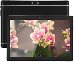 Android Tablet 10 Inch, Google Android 7.0 Unlocked Tablet PC with Dual SIM Card Slots, 3G Phone Support, Octa Core Processor, 64GB, 2MP+8MP Dual Camera, WiFi, Bluetooth, GPS
