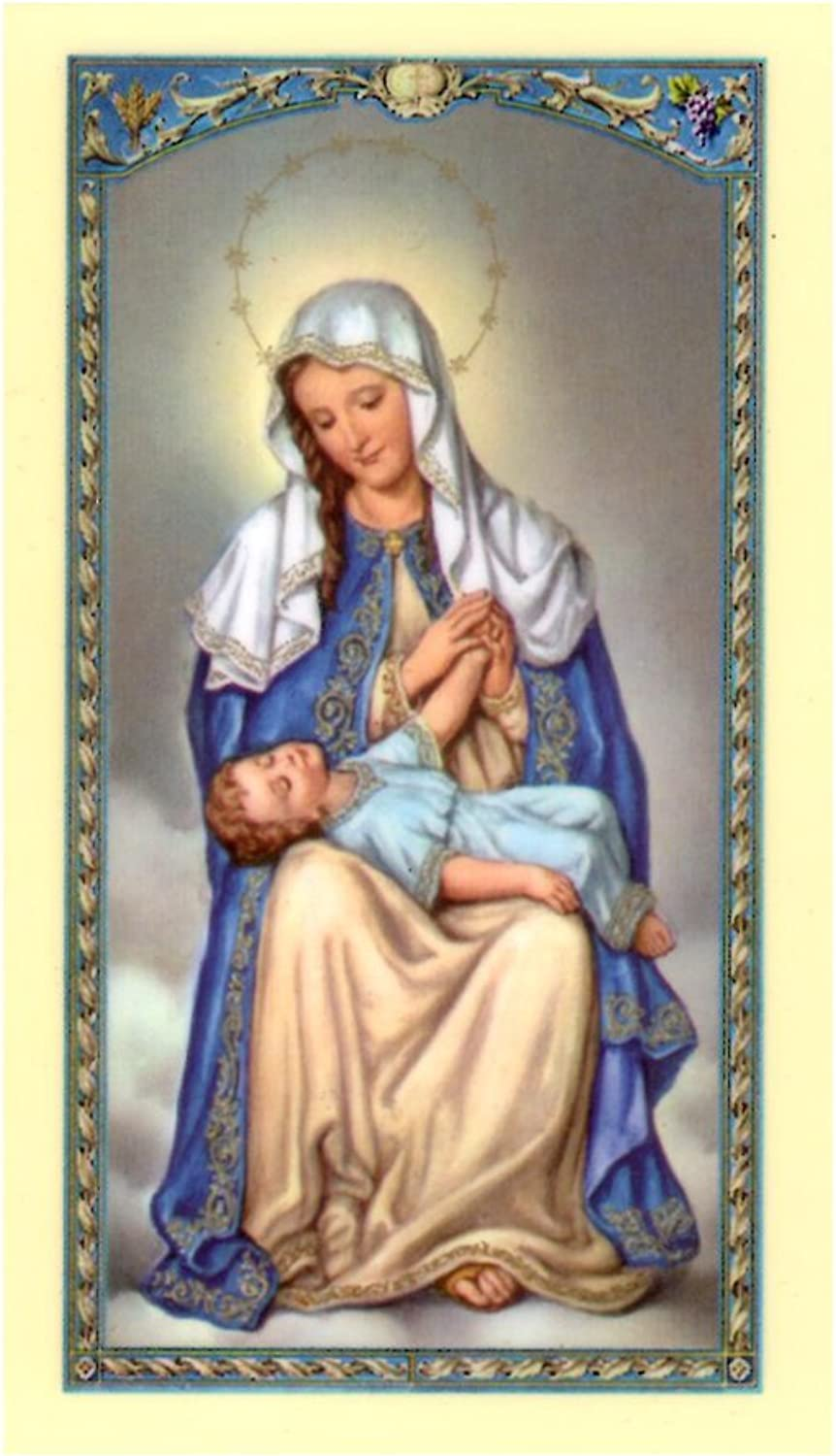 StealStreet SSWJHE24278 Honor of Our Lady Mother of Divine Providence