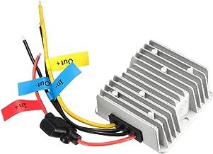 uxcell Voltage Buck Converter Regulator DC 24V Step-Down to DC 12V 20A 240W Waterproof Power Transformer