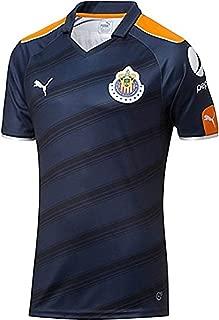 chivas blue jersey