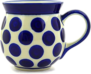 Best blue pottery coffee mugs Reviews