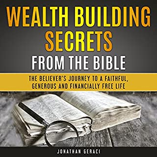 Wealth Building Secrets from the Bible audiobook cover art