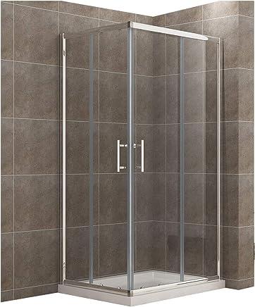Gut gemocht Suchergebnis auf Amazon.de für: duschkabine 100x100 eckeinstieg DL79