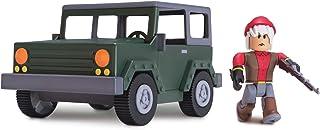 مجموعة روبلوكس اكشن - مركبة ابوكاليبس رايزنج 4×4 [تتضمن عنصر افتراضي حصري]