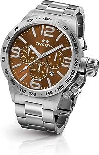 TW Steel Watch for Men, Stainless Steel, CB24