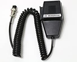 Wishring 4 PIN Cb Microphone Replacement for Cobra Superstar Uniden Radios