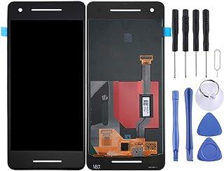 SHUHAN LCD Screen Phone Repair Part LCD Screen and Digitizer Full Assembly for Google Pixel 2 Mobile Phone Accessory