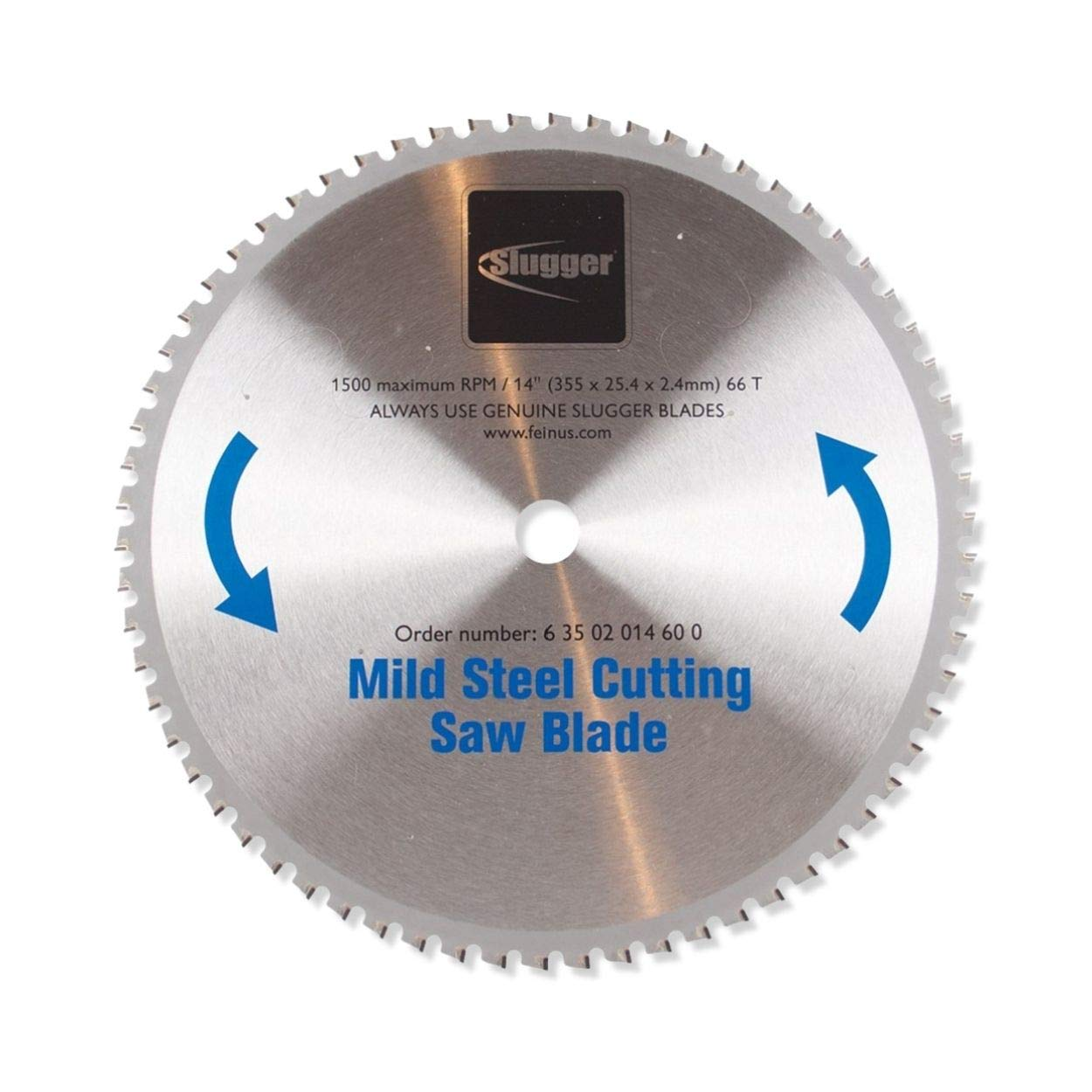 Jancy Slugger by Fein - Steel Blade Cutting Saw Mild for Thin Baltimore Mall High order