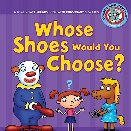Whose Shoes Would You Choose? cover art