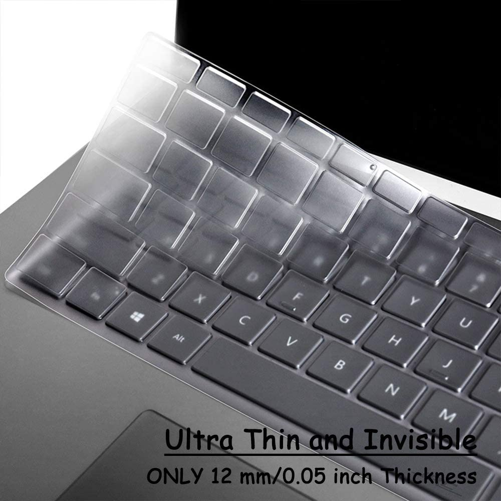 GFANSY TPU Keyboard Cover for Microsoft Surface Go 2 2020 2018 ...