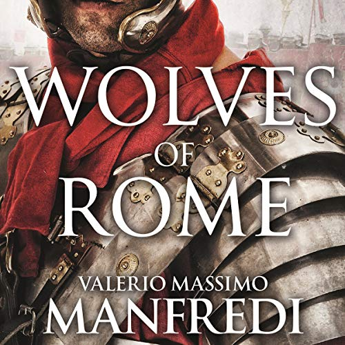 Wolves of Rome audiobook cover art