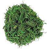 VOSAREA 3 Paquetes de simulación Artificial de Musgo Verde Falso Musgo para Plantas Patio jardín decoración del hogar