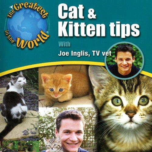 Cat & Kitten Tips audiobook cover art