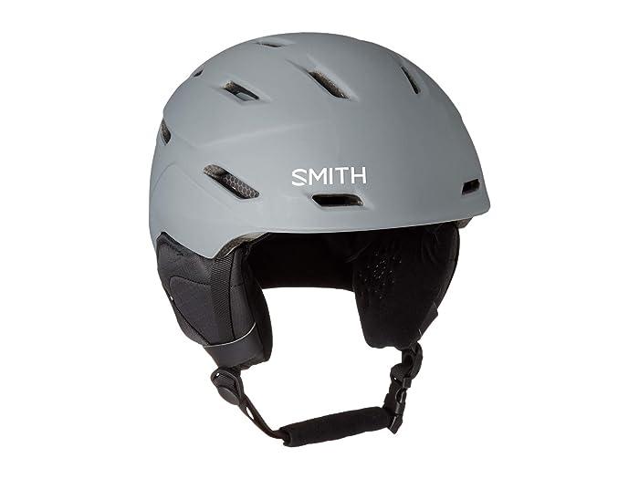 Mission Ski Helmet (Matte Charcoal) Snow/Ski/Adventure Helmet