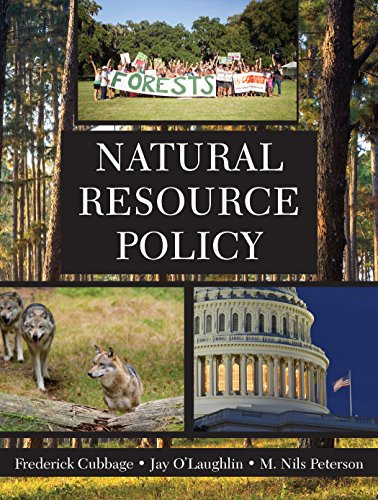 Compare Textbook Prices for Natural Resource Policy  ISBN 9781478629559 by Frederick Cubbage,Jay O'Laughlin,M. Nils Peterson