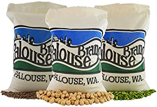 Sponsored Ad - Garbanzo Beans • Pardina Lentils • Green Split Peas • Non-GMO Project Verified • 9 total LBS • 100% Non Irr...
