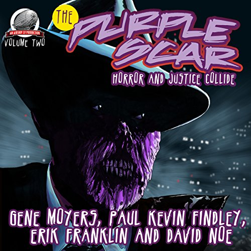 The Purple Scar Volume Two cover art