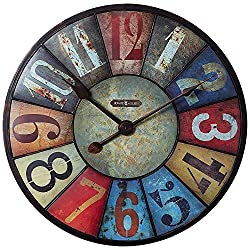 Howard Miller County Line Clock