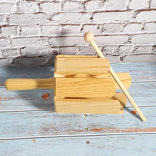frühe Ausbildung musikalische Ausbildung Holzmusikröhre, Massivholzmusikröhre, für den Unterricht für Anfänger