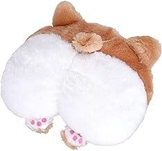 VICASKY Corgi Corgi Bumbum Bumbum Travesseiro Macio Travesseiro Carro Sofá Travesseiro Almofada Plush Toy Kids Stuffed Ani...