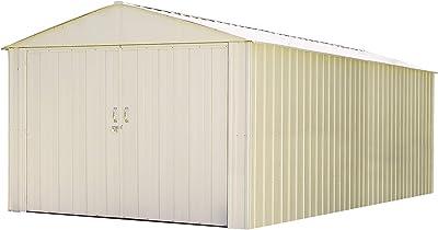 Amazon com : Arrow 8' x 6' Hamlet Storage Shed, Yard and