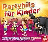 Partyhits für Kinder (inkl. Das Lied der Schlümpfe, So a schöner Tag, Das rote Pferd, uvm.)
