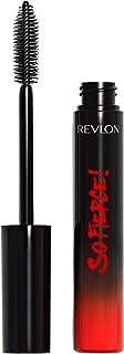 REVLON So Fierce Mascara, Long Lasting Volume and Length, Clump Free, Smudge Proof, Blackened Brown (703), 0.25 oz
