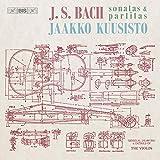 J.S.バッハ : 無伴奏ヴァイオリンのためのソナタとパルティータ / ヤーコ・クーシスト (J.S.Bach: Sonatas and Partitas / Jaakko Kuusisto) [2SACD Hybrid] [Import] [日本語帯・解説付]