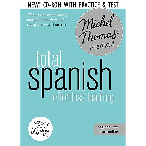 2fb7d93bb707b Total Spanish Foundation Course  Learn Spanish with the Michel Thomas Method  1st Edition