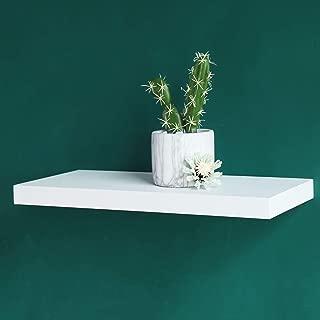 Best shelves floating white Reviews