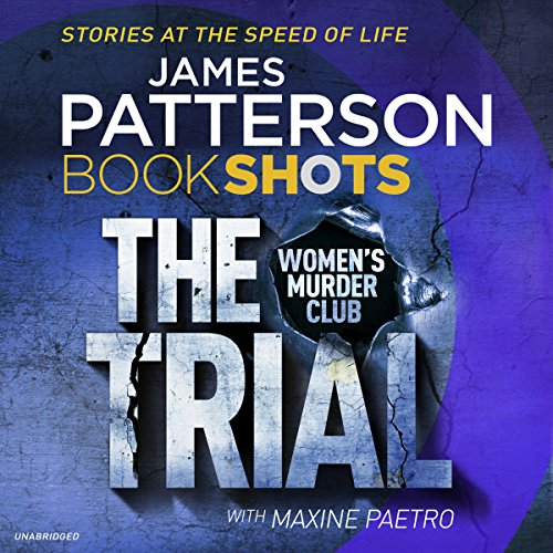 The Trial audiobook cover art